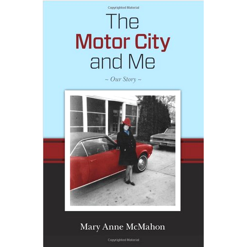 Indie Groundbreaking Book: The Motor City and Me