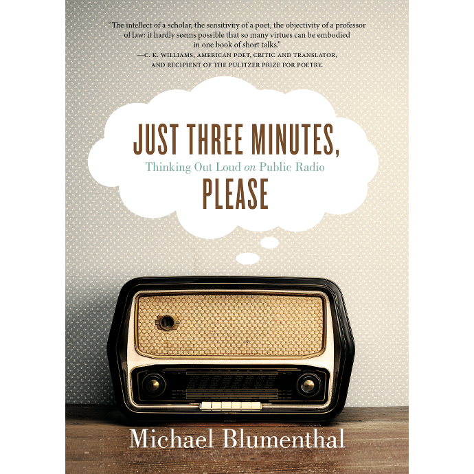Indie Groundbreaking Book: Just Three Minutes, Please