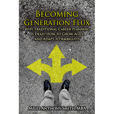 Indie Groundbreaking Book: Becoming Generation Flux