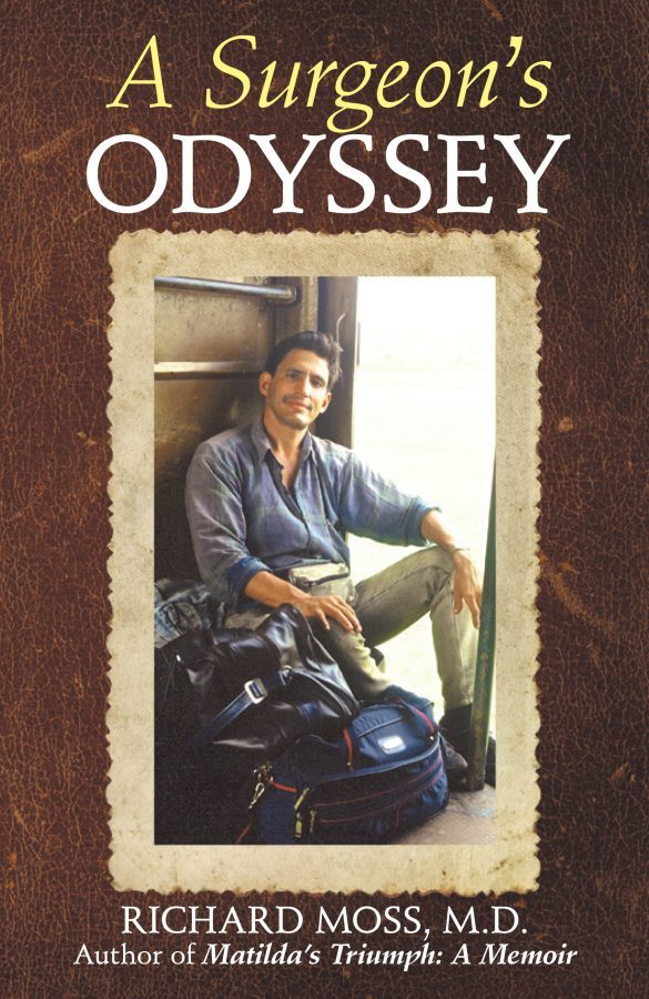 Indie Groundbreaking Book: A Surgeon's Odyssey