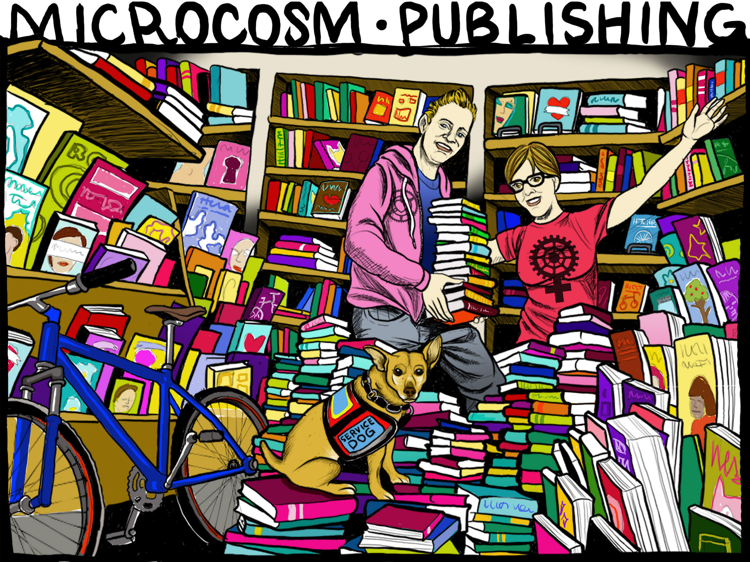 Microcosm Publishing of Portland